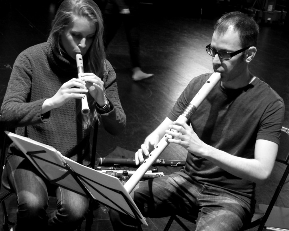Windu Quartet | Residence in Teatre Plaza