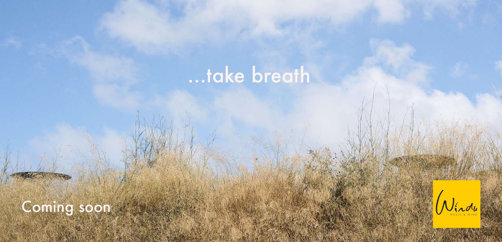 Wind Take breath
